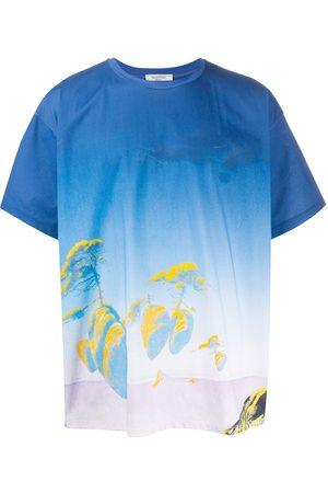 VALENTINO Floating Island short-sleeved T-shirt