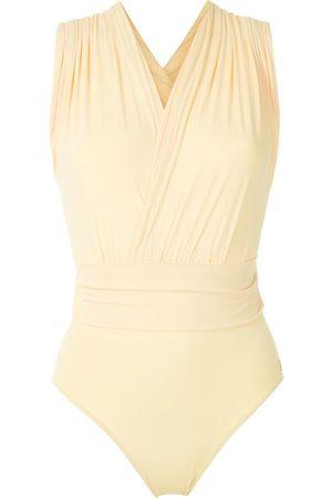 Brigitte Talita V-neck swimsuit