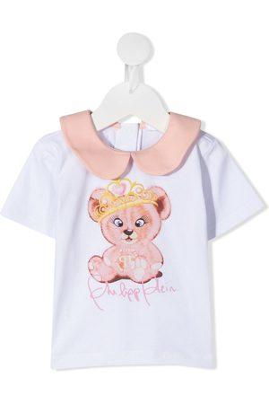 Philipp Plein Teddy bear print T-shirt