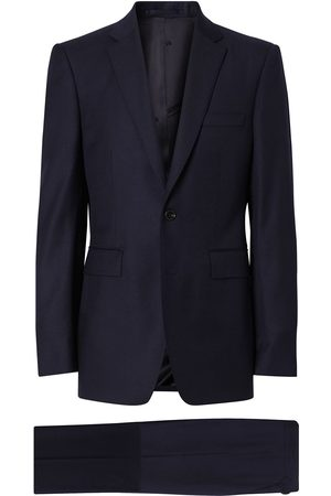 Burberry Men Suits - Classic Fit Wool Suit