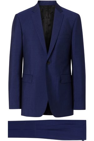 Burberry Men Suits - Slim Fit Wool Mohair Suit