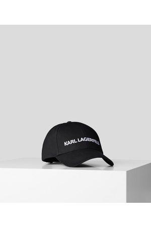 Karl Lagerfeld Men Caps - KARL ESSENTIAL LOGO CAP