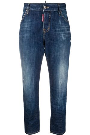 Dsquared2 Girls Jeans - Cool Girl cropped jeans
