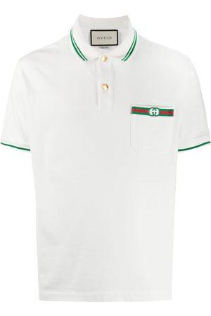 Gucci Men Polo Shirts - Short-sleeve polo shirt