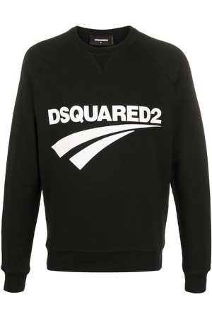 Dsquared2 Men Sweatshirts - Logo-print sweatshirt