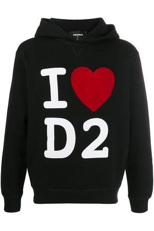 Dsquared2 Slogan-print hoodie
