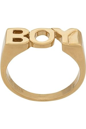 Maria Black Boy ring