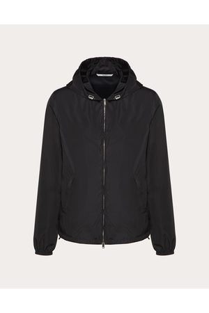 VALENTINO Men Jackets - Windbreaker With Vltn Tag Man 100% Poliammide 46