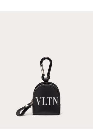 VALENTINO GARAVANI Vltn Backpack Charm Man 100% Pelle Bovina - Bos Taurus OneSize