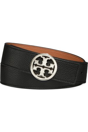Tory Burch Women's Reversible Logo Belt