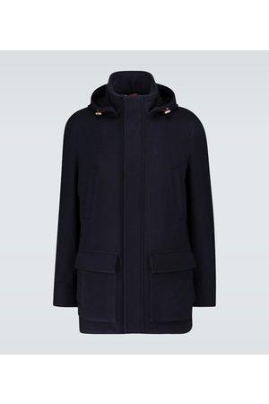 Brunello Cucinelli Cashmere parka jacket