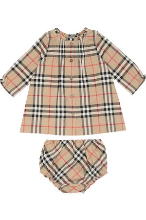 Burberry Baby Marissa cotton dress and bloomers set