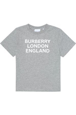 Burberry Logo cotton-jersey T-shirt