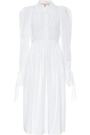 BROCK COLLECTION Romilda stretch-cotton midi dress