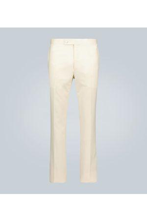Lanvin Regular-fit wool pants