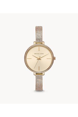 Michael Kors Jaryn -Tone Watch Mk3784 Jewelry - MK3784-WSI