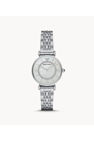Armani Women Watches - Emporio Women's Two-Hand Stainless Steel Watch