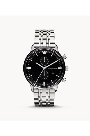Armani Emporio Men's Chronograph Stainless Steel Watch
