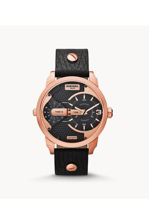 Diesel Men Watches - Men'S Mini Daddy Rose Gold-Tone Watch Dz7317 Watches - DZ7317-WSI
