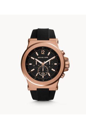 Michael Kors Men'S Rose Gold-Tone Dylan Watch Mk8184 Watches - MK8184-WSI