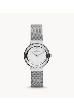 Skagen Leonora Steel-Mesh Watch 456Sss Watches - 456SSS-WSI