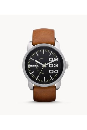Diesel Men'S Double Down 46 Watch Dz1513 Watches - DZ1513-WSI