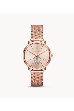 Michael Kors Women's Ladies' Portia -Tone Watch