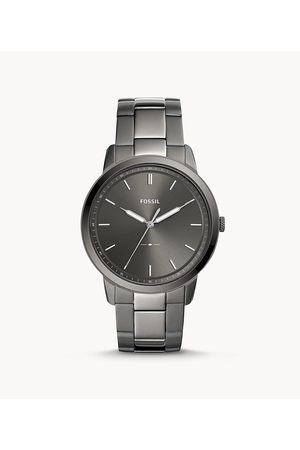 Fossil Men's The Minimalist Three-Hand Stainless Steel Watch