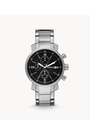 Fossil Men's Rhett Chronograph Stainless Steel Watch