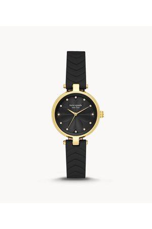 Kate Spade New York New York Annadale Three-Hand Matte Leather Watch Ksw1546 Jewelry - KSW1546-WSI