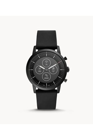 Fossil Hybrid Smartwatch Hr Collider Silicone Ftw7010 jewelry - FTW7010-WSI
