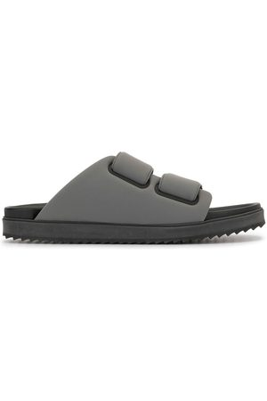 James Perse Touch-strap fussbett slides
