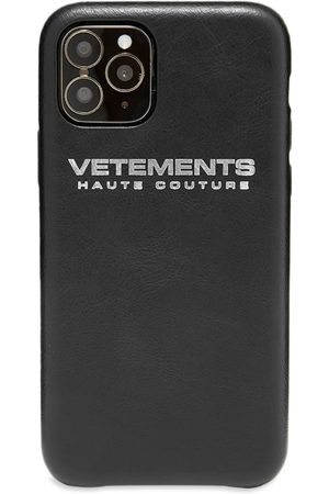 Vetements Men Phones Cases - Haute Couture iPhone 11 Pro Case