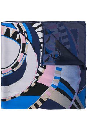 Emilio Pucci Wally-print scarf