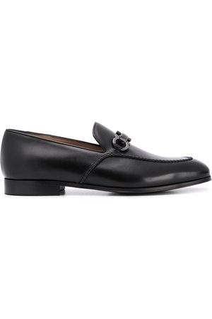 Salvatore Ferragamo Gancini-Horsebit loafers
