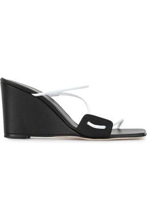 CHRISTOPHER ESBER Alexa wedge sandals