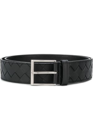 Bottega Veneta Intrecciato weave effect belt