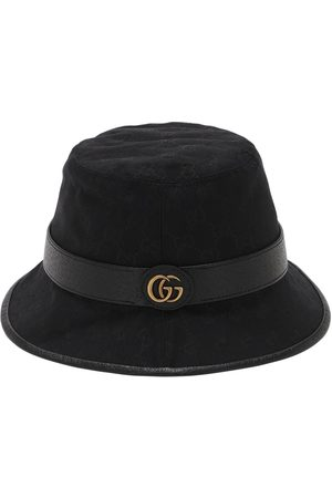 Gucci Gg Cotton Canvas Bucket Hat