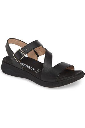 Wonders Women's Platform Sandal