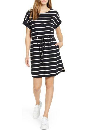 Tommy Bahama Women's Sombra Stripe Tie Waist Dress