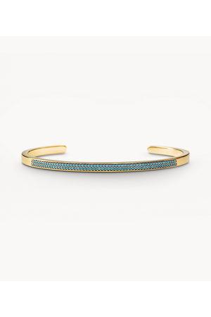 Michael Kors Women's Women's Pave 14k -plated Sterling Silver Nesting Bracelet Insert