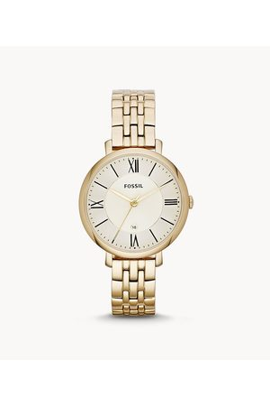 Fossil Women's Jacqueline -Tone Stainless Steel Watch