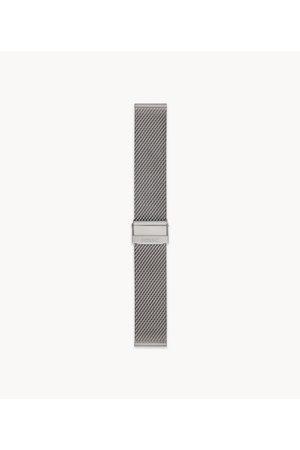 Fossil Men Bracelets - Men's 22Mm Stainless Steel Mesh Bracelet
