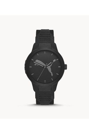 Puma Men's Men's Reset Three-Hand Polyurethane Watch
