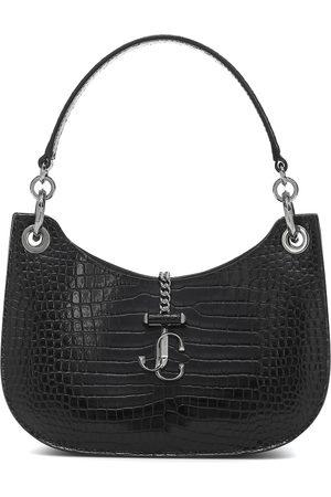 Jimmy Choo Varenne Hobo Small leather shoulder bag