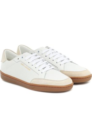 Saint Laurent Court Classic SL/10 leather sneakers