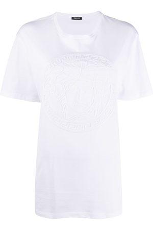 VERSACE Medusa-motif T-shirt
