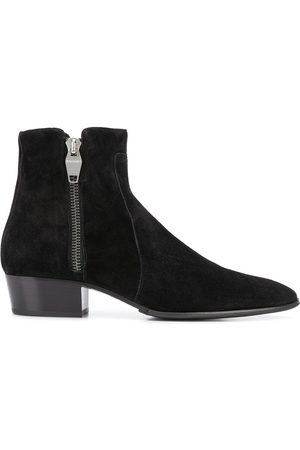 Balmain Zipped ankle boots