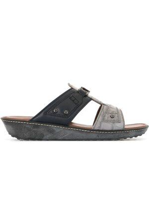 Tod's Slip-on sandals - Grey