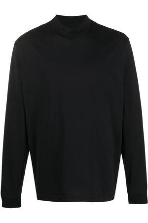 Acne Studios Mock neck long sleeve T-shirt
